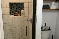 Bathroom Remodel New Tile shower