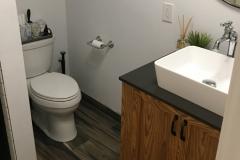 Bathroom Remodel Custom Vanity