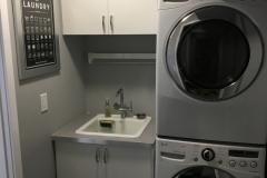 Custom Laundry Remodel