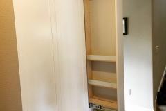 Custom Mudroom storage