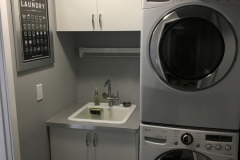 Custom Laundry Remodel