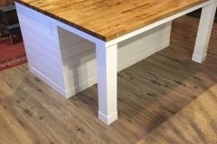 Custom Kitchen Butcher Block Island